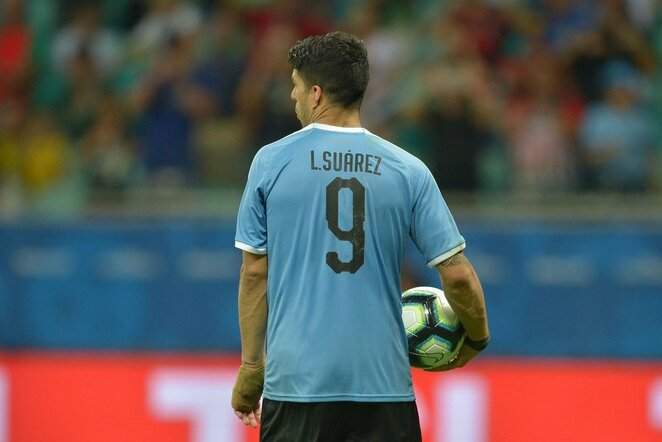 Luisas Suarezas   Scanpix nuotr.