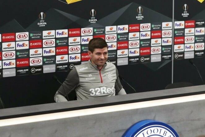 Stevenas Gerrardas | Scanpix nuotr.
