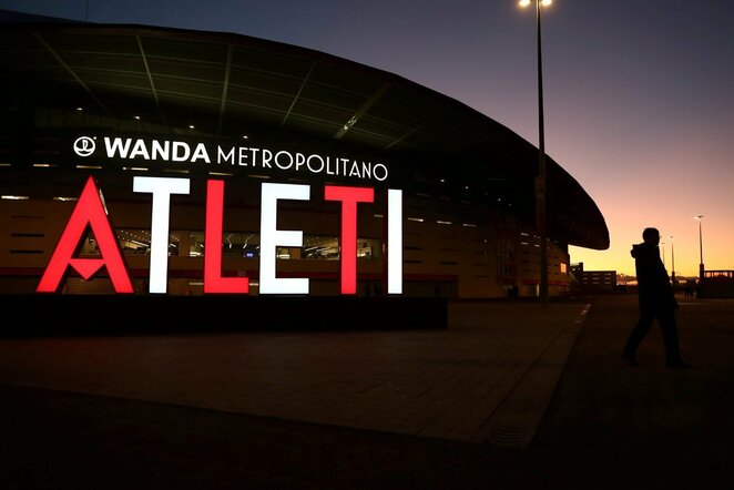 """Atletico"" | Scanpix nuotr."
