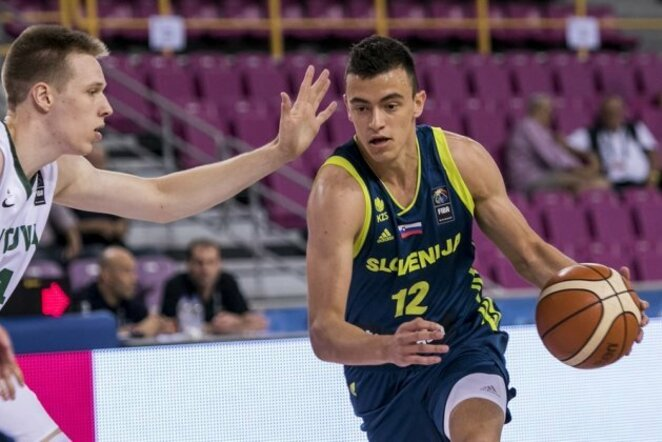 Žanas Marko Šiško | FIBA nuotr.