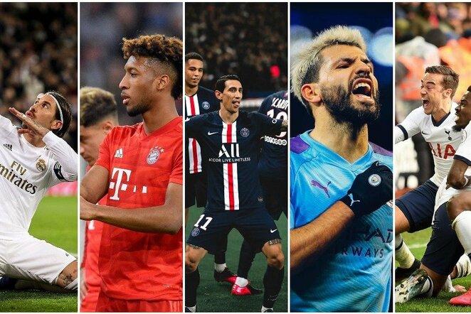 Finansiškai stipriausi pasaulio futbolo klubai | Instagram.com nuotr