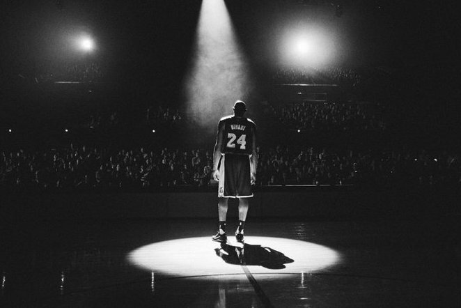"Kobe Bryantas | ""Twitter"" nuotr."