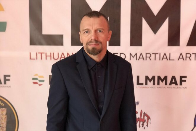Mindaugas Smirnovas | Organizatorių nuotr.