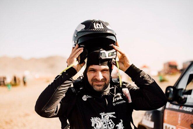Dakaro ralio antroji diena | Ryčio Šeškaičio nuotr.