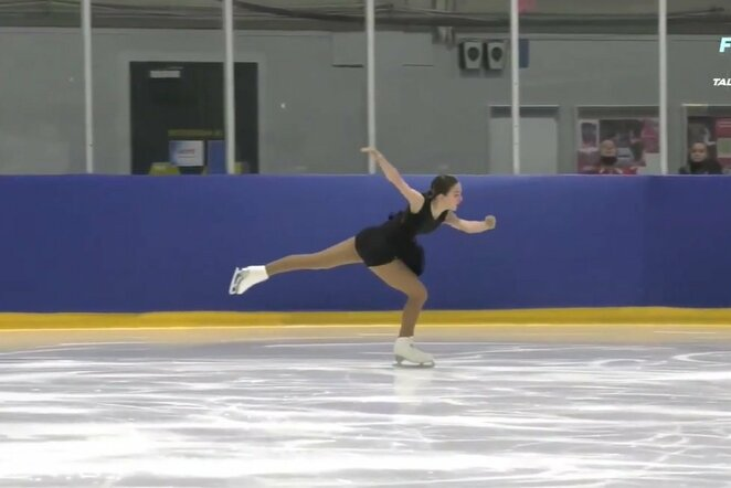 Jogailė Aglinskytė | Youtube.com nuotr.