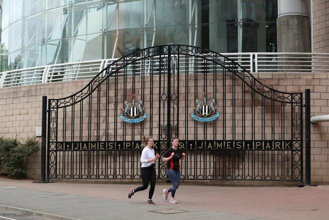 Newcastle United | Scanpix nuotr.
