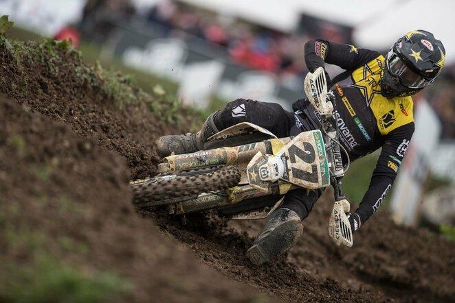 Arminas Jasikonis pasaulio motokroso čempionate | Organizatorių nuotr.