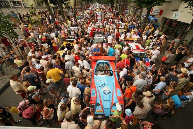 2010 m. 1000 km lenktynės | Organizatorių nuotr.