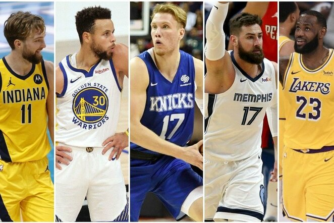 Paskelbtos NBA klubų vertės | Scanpix nuotr.