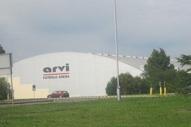 "Marijampolės ""Arvi"" arena | en.wikipedia.org nuotr."