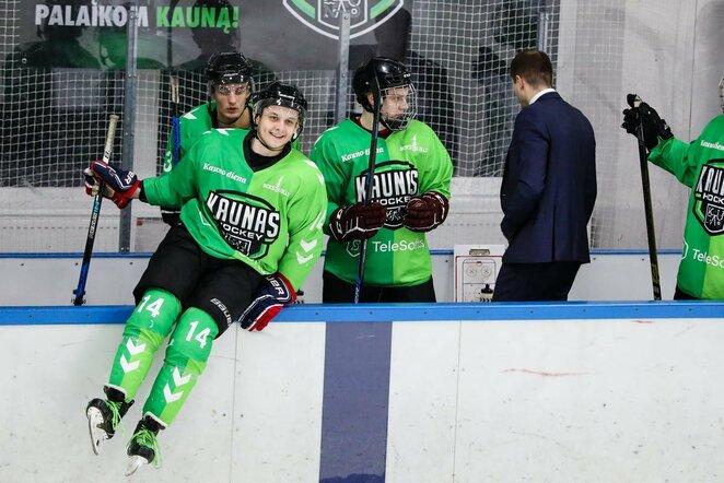 Egidijus Binkulis   hockey.lt nuotr.