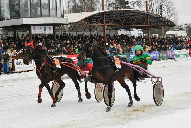Sartų lenktynės   Organizatorių nuotr.