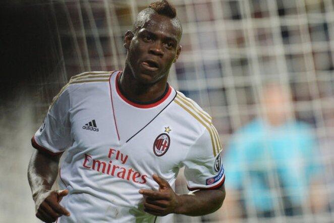 Mario Balotelli | AP./Scanpix nuotr.