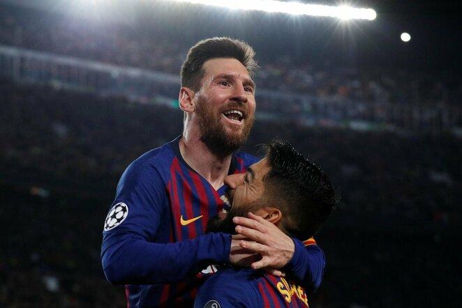 Auto Karta Barcelona.L Messi Sou Cempionų Lygos Pusfinalyje Barcelona Sutriuskino