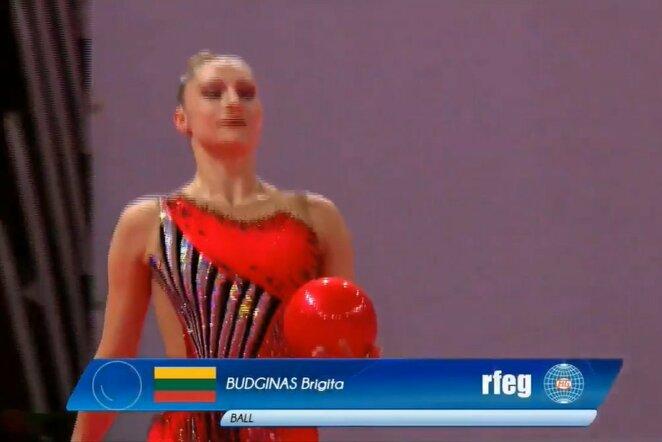 Brigita Budginas   Youtube.com nuotr.