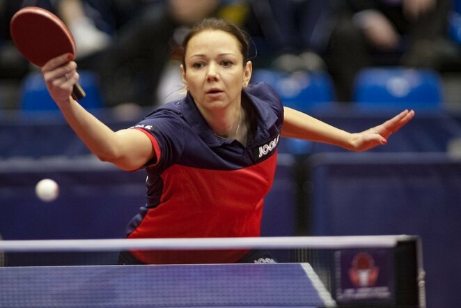 Rūta Paškauskienė   ITTF nuotr.
