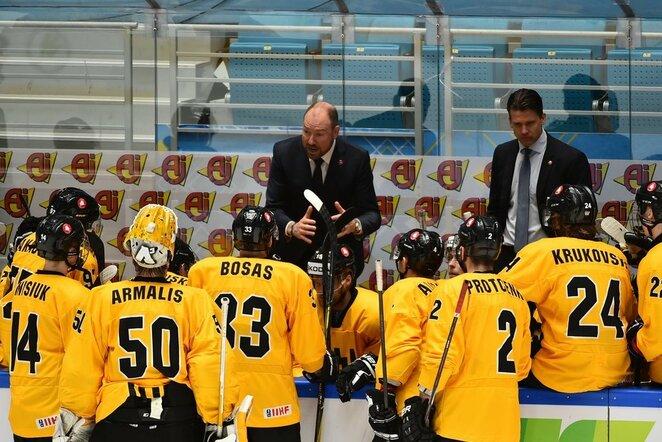 Danielis Lacroix | IIHF nuotr.