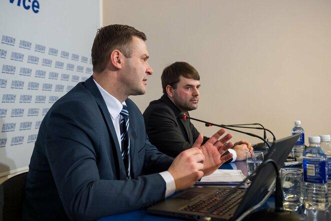 Lietuvos paralimpinis komitetas didina paramą neįgaliųjų sporto klubams   Alfredo Pliadžio nuotr.