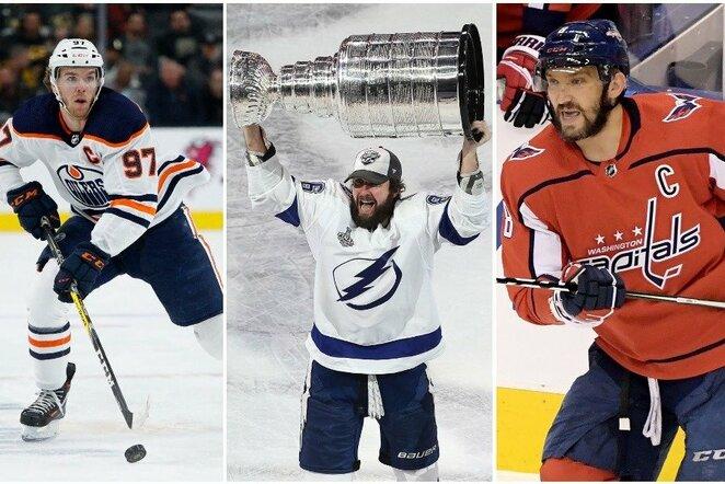 NHL žvaigždės | Scanpix nuotr.