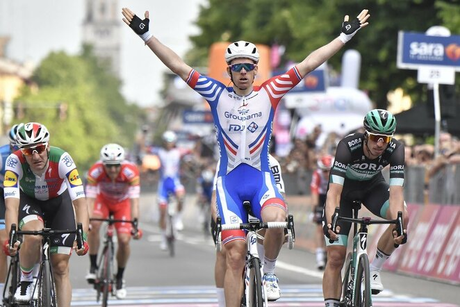 Arnaud Demare'as | Scanpix nuotr.