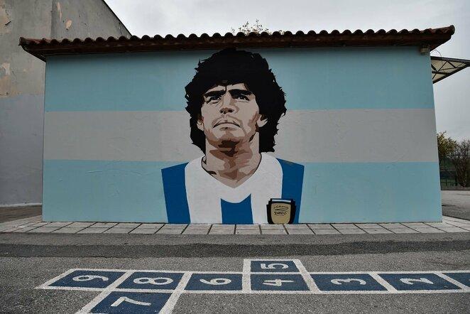 Diego Maradona | Scanpix nuotr.