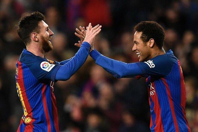 Messi ir Neymaras | Scanpix nuotr.