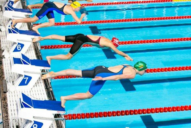 Trečia jaunimo olimpinių žaidynių Buenos Airėse diena   Kipro Štreimikio nuotr.
