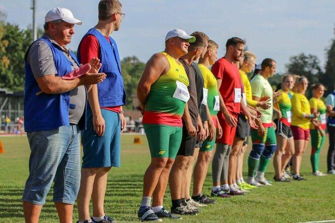 Sportas | Lietuvos paralimpinio komiteto nuotr.
