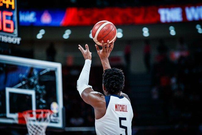 Mitchellas | FIBA nuotr.