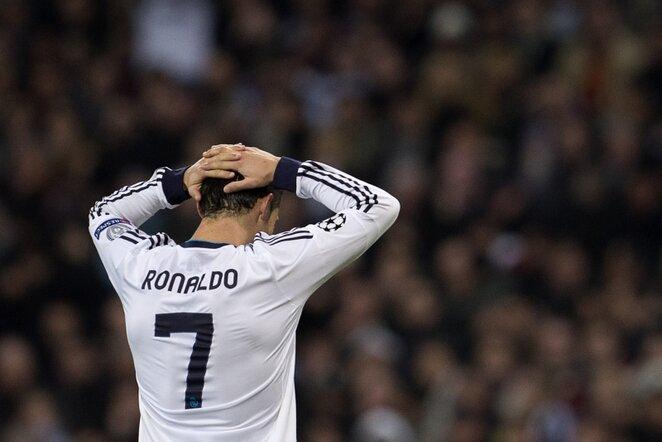 Cristiano Ronaldo | AFP/Scanpix nuotr.