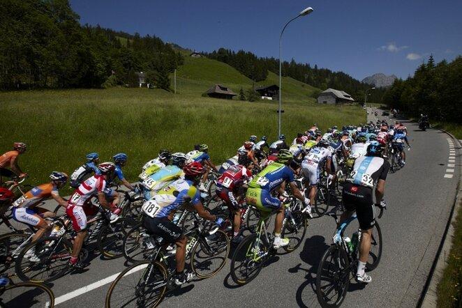 Dviračių lenktynės   REUTERS/Scanpix nuotr.