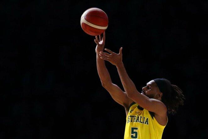 Millsas | FIBA nuotr.