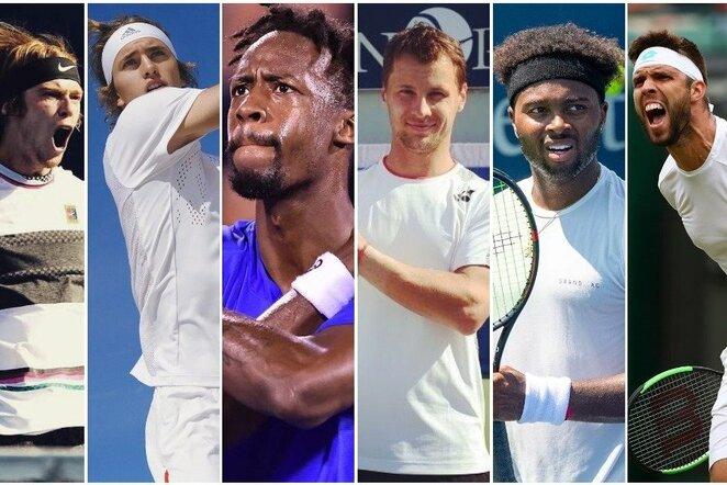 Pirmosios pasaulio jaunių teniso raketės | Instagram.com nuotr