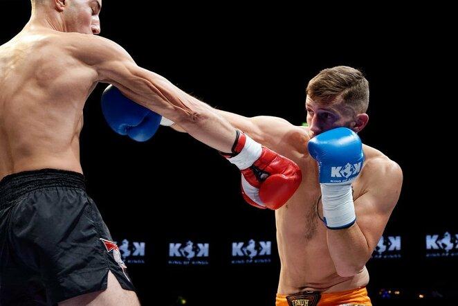 Mindaugas Narauskas –Henrikas Vikšraitis | Sportas.lt/Tito Pacausko nuotr.