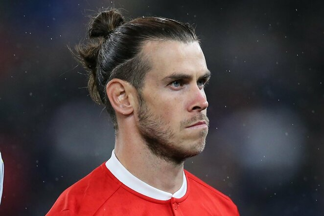Garethtas Bale'as   Scanpix nuotr.