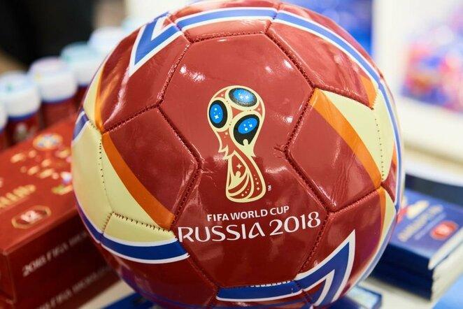 Pasaulio čempionatas Rusijoje   Scanpix nuotr.