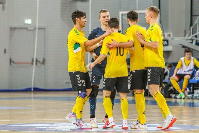 """""""Žalgiris Futsal""""   Organizatorių nuotr."""