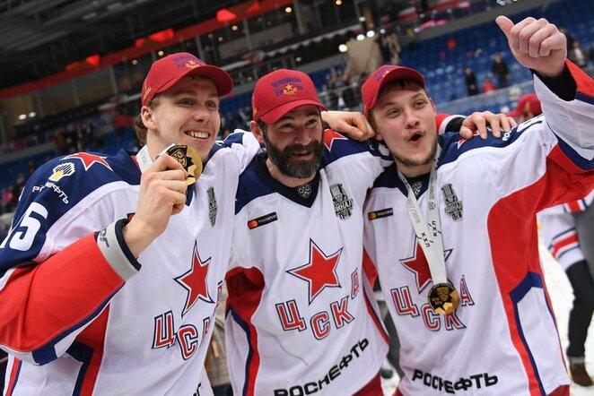CSKA ledo ritulininkai | Scanpix nuotr.
