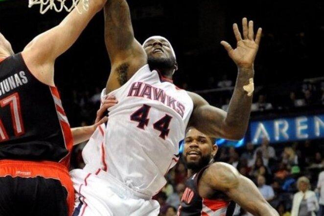 Amerikietis gali grįžti į NBA (Scanpix nuotr.)