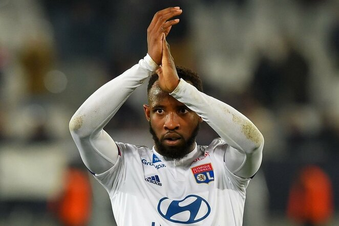 Moussa Dembele | Scanpix nuotr.