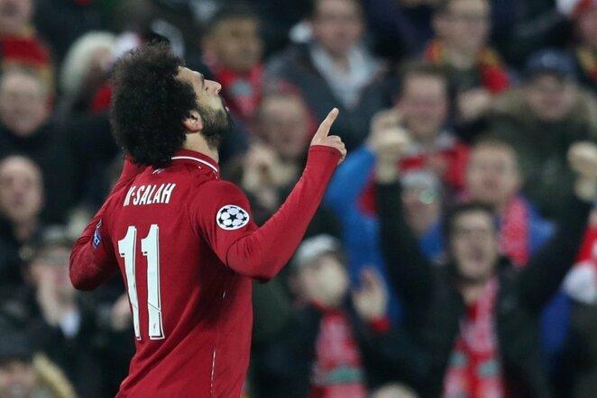 "UEFA Čempionų lyga: ""Liverpool"" - ""Napoli"" | Scanpix nuotr."
