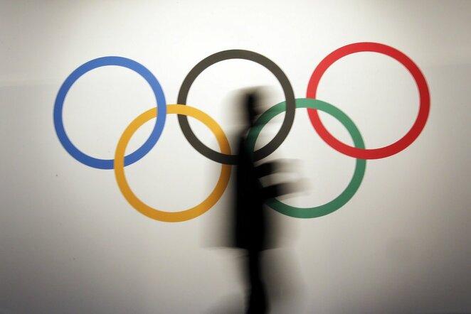 Olimpiniai žiedai   Scanpix nuotr.
