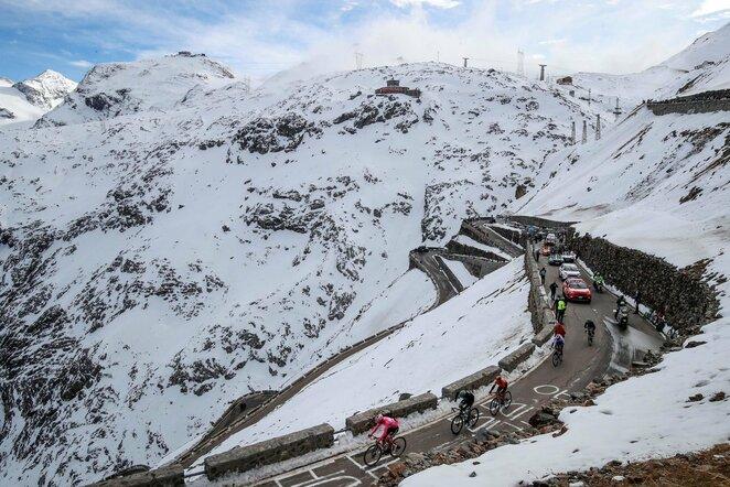 """Giro d'Italia"" lenktynės | Scanpix nuotr."