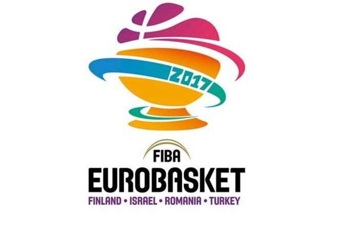 Europos krepšinio čempionato logotipas | Organizatorių nuotr.