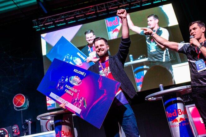 """Paaiškėjo, kas atstovaus Lietuvai """"Red Bull Meo"""" čempionate   Manto Repečkos nuotr."""