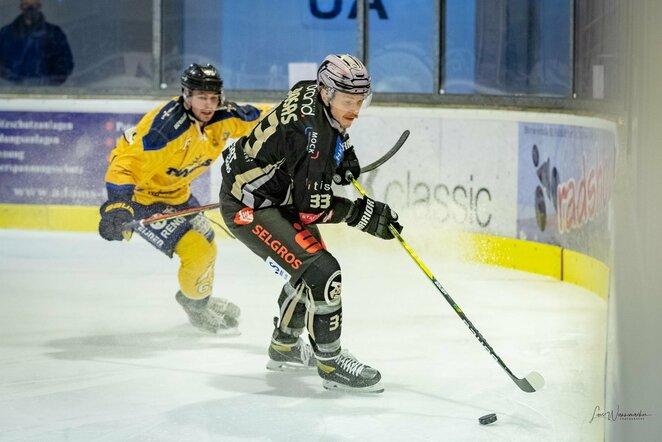 Arnoldas Bosas | hockey.lt nuotr.