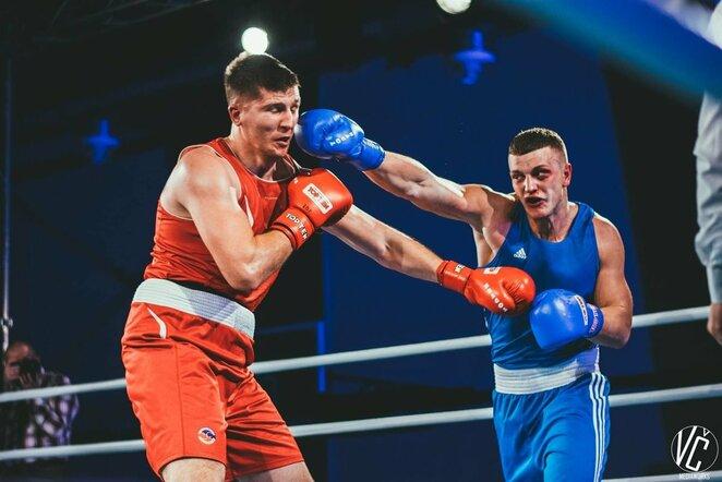 Lietuvos bokso čempionatas   Organizatorių nuotr.