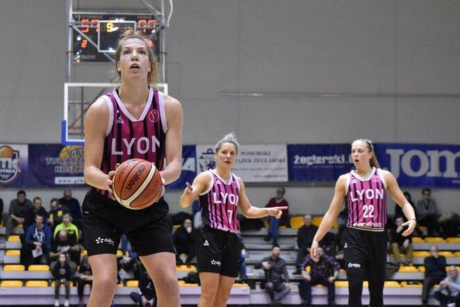 Liono ASVEL   FIBA nuotr.