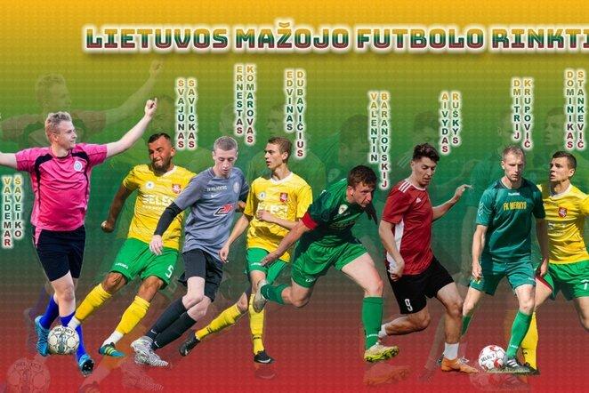 Lietuvos mažojo futbolo rinktinė | Organizatorių nuotr.