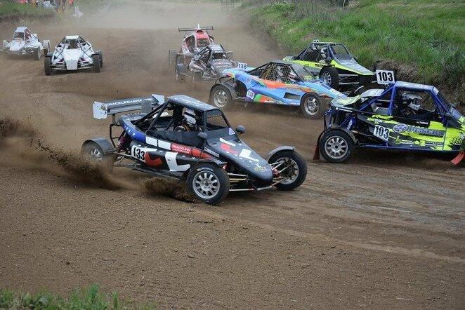Europos autokroso čempionatas | Olaf Mickeley nuotr.